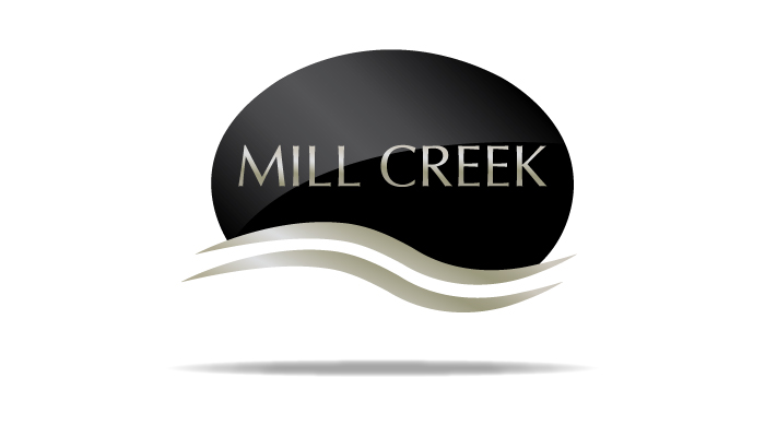 Mill Creek Branding Logo NWI