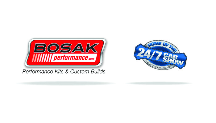 Bosak Performance Branding Logo and Wesite Design