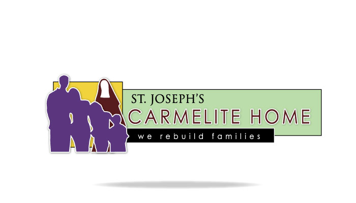 Carmelite Home Website Design and Logo Branding NWI