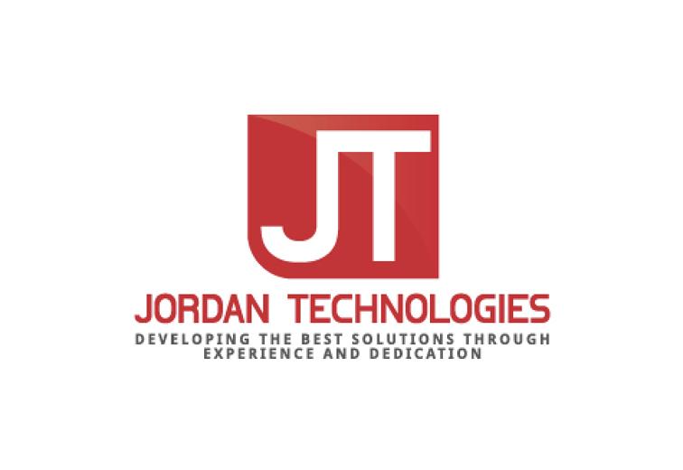 Jordon Technologies NWI Logo Branding