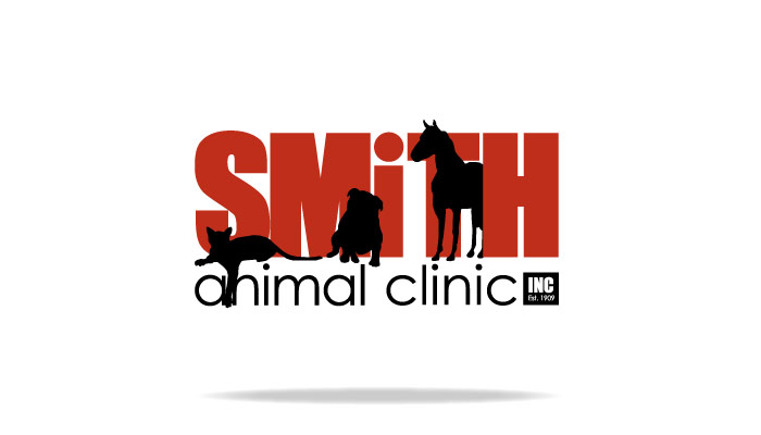 Smith Animal Clinic Website Design, Signage and Branding Displays