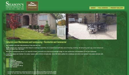 SCHERERVILLE, INDIANA Responsive website Design