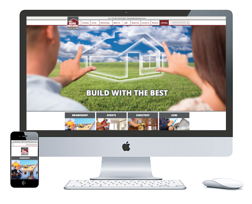 northwest indiana website design Home Builders Association of Northwest Indiana Trade Association